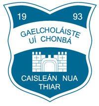 Crest Gaelcholaiste Ui Chonba