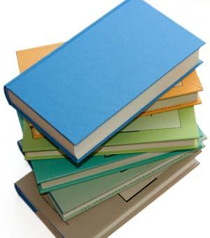 Homework Club: image of books