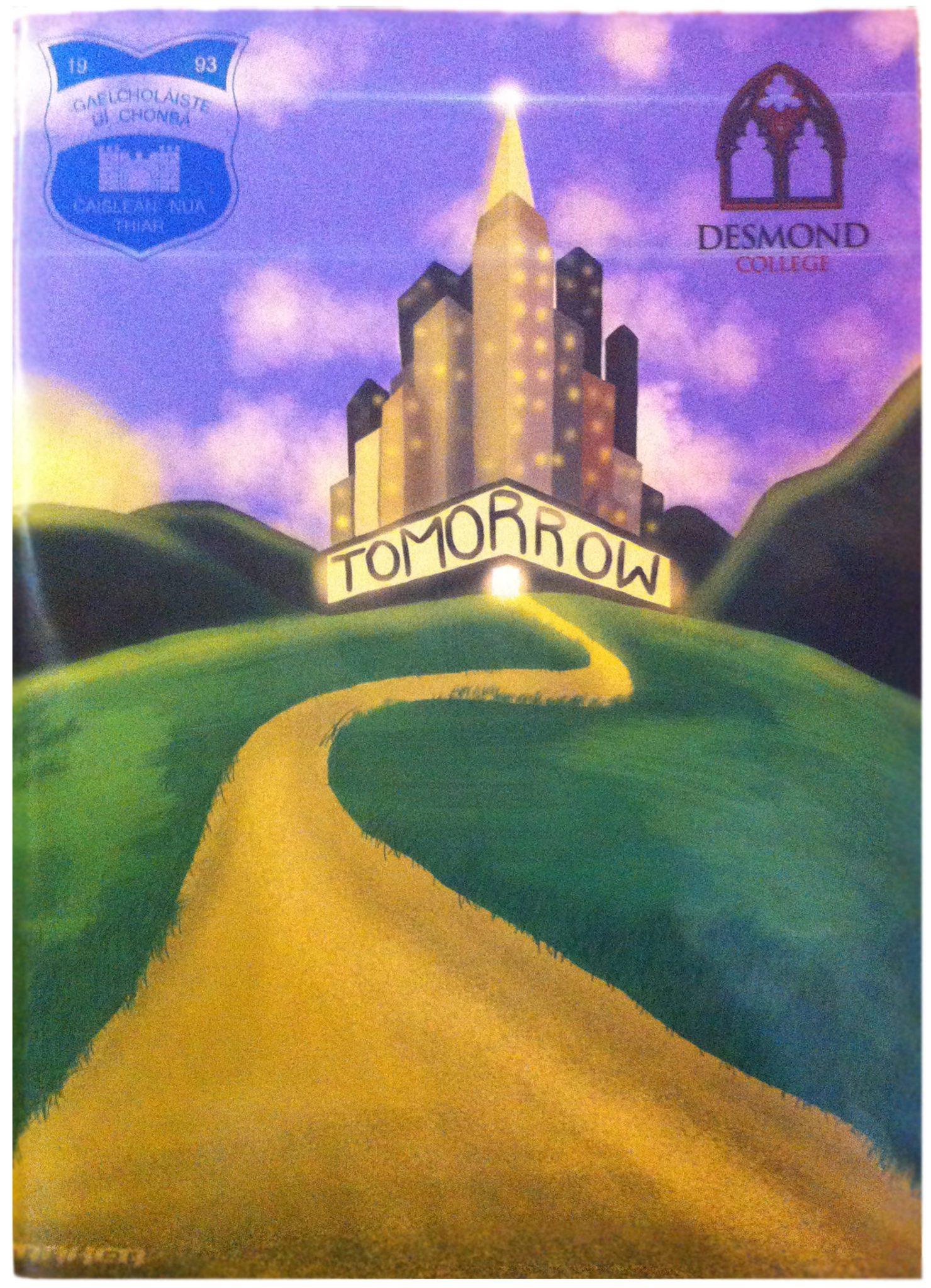 Desmond College Year Book: 2012 - 2013