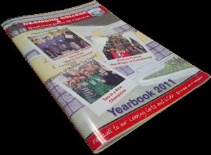 School Yearbook 2010-2011