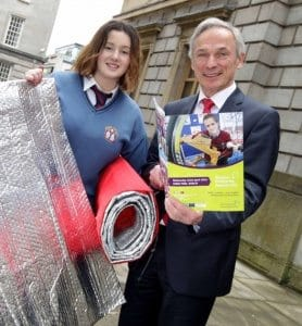 January 2016: Emily Duffy from Desmond College in the Limerick Post
