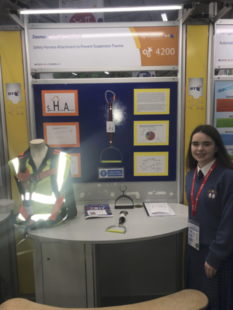 Ciara Brouder – Transition Year Student