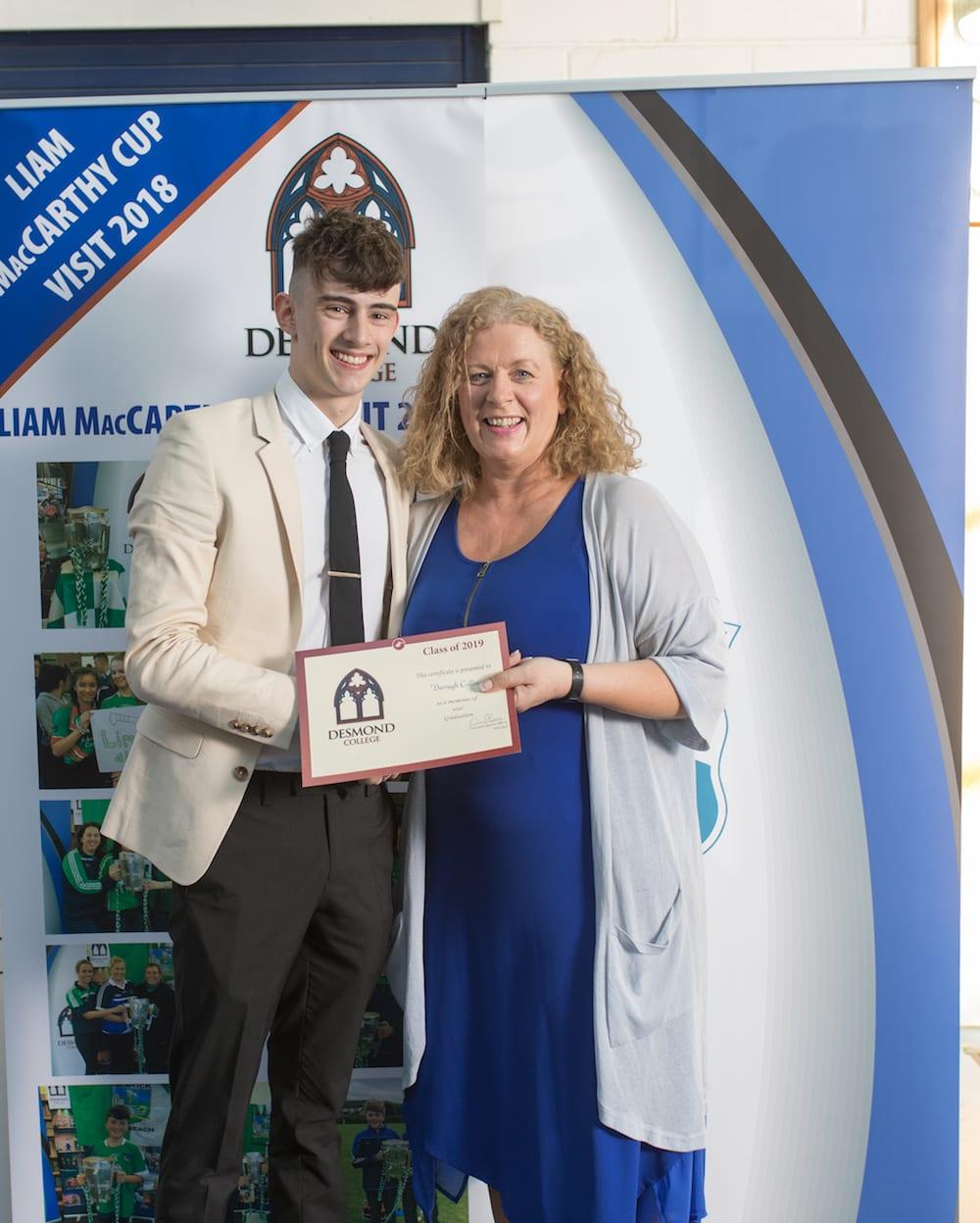 Desmond College Graduation 2019