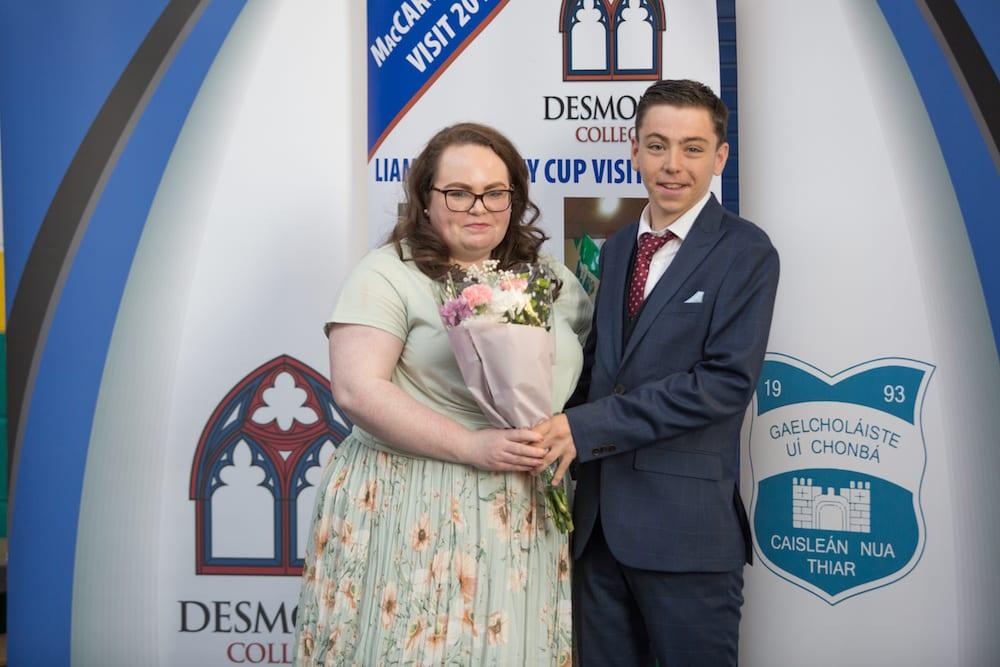 Desmond College Graduation: Presentation to Staff